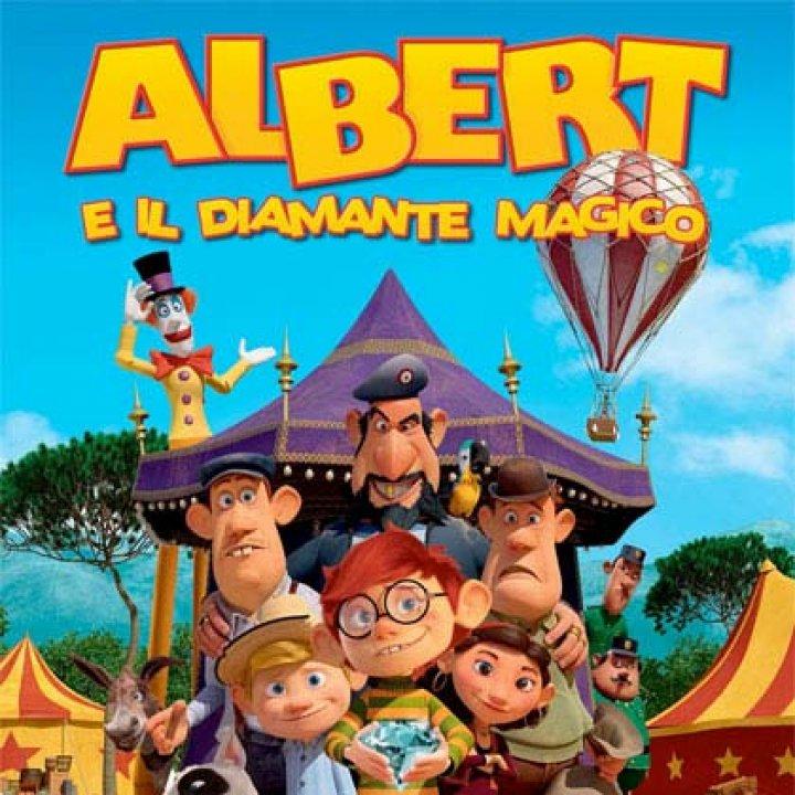 ESTATE AL CINEMA - ALBERT E IL DIAMANTE MAGICO