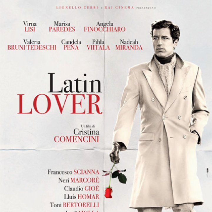 ESTATE AL CINEMA - LATIN LOVER