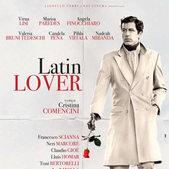 ESTATE AL CINEMA - LATIN LOVER