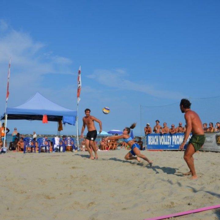 KIKLOS Sand Volley: ultimo atto dell'estate 2015