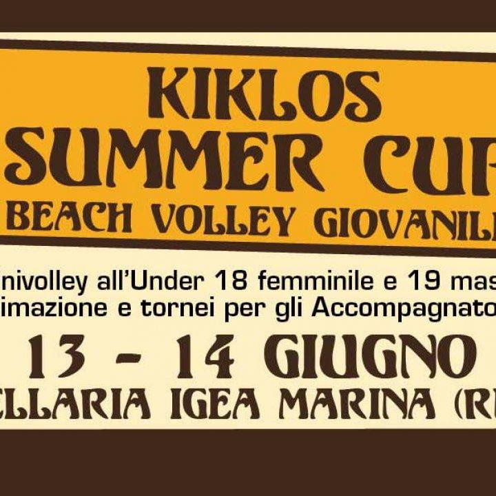 3^ KIKLOS SUMMER CUP