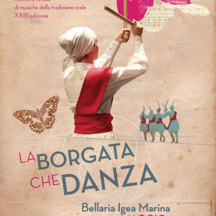La Borgata che Danza: tutto pronto per la XXIII edizione