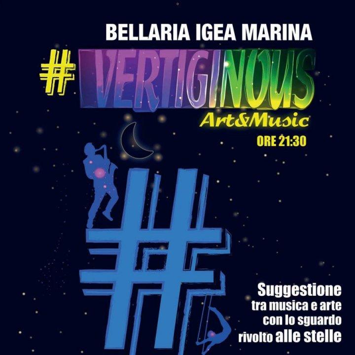 #VERTIGINOUS ART & MUSIC