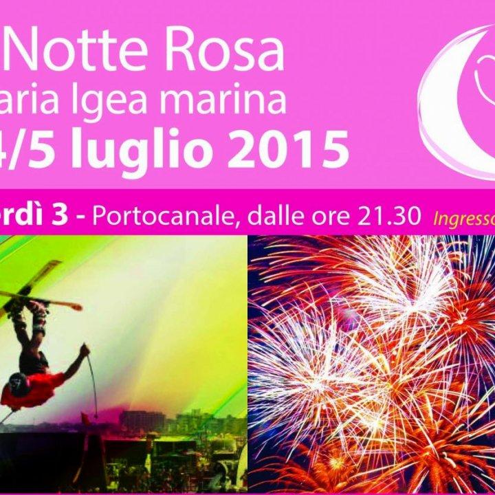 La Notte Rosa: Bellaria Igea Marina si prepara al Capodanno estivo