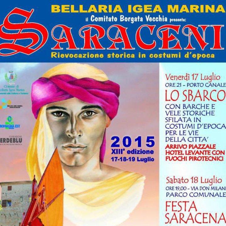 XIII edizione LO SBARCO DEI SARACENI