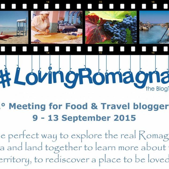 #LovingRomagna: food & travel blogtour