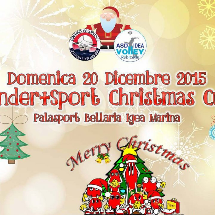 KINDER SPORT CHRISTMAS CUP