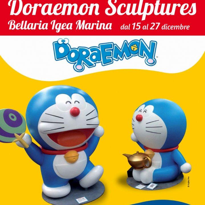 DORAEMON SCULPTURES