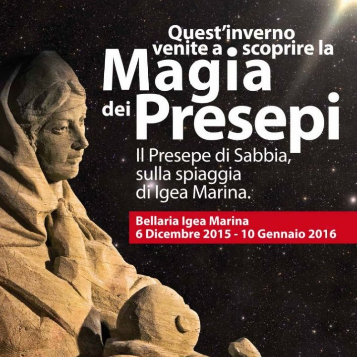 WEEK END AL PRESEPE DI SABBIA