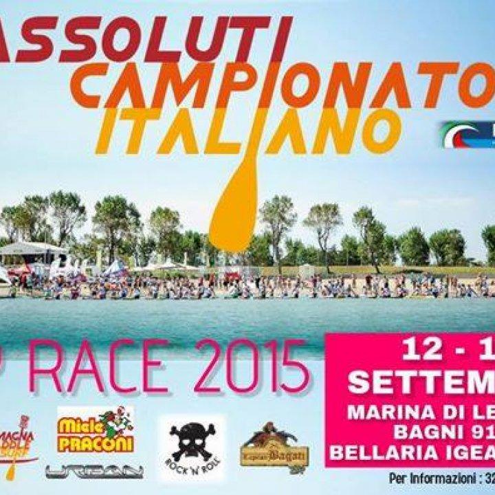 CAMPIONATO ITALIANO SUP RACE