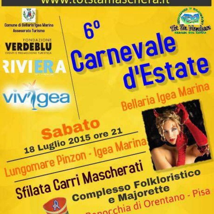 6^ Carnevale d'estate