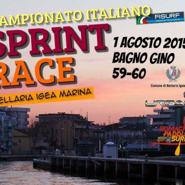 CAMPIONATO ITALIANO SPRINT RACE