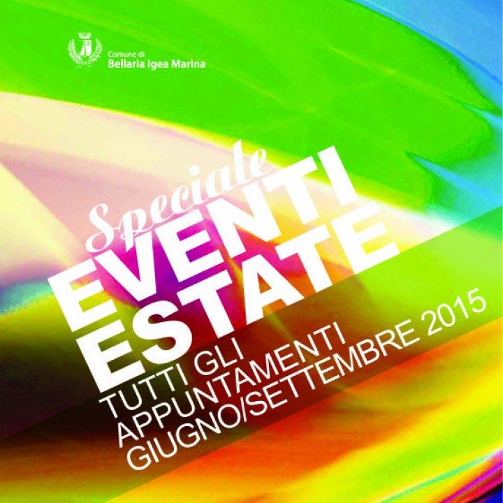 EVENTI ESTATE 2015