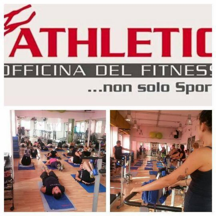 ATHLETIC OFFICINA DEL FITNESS